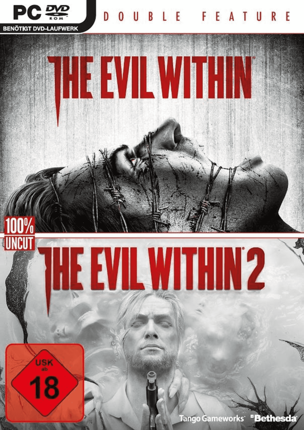 BETHESDA The Evil Within + 2 - Double Feature für PC