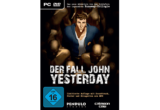 Der Fall John Yesterday - PC