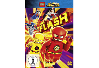 Lego Dc Super Heroes: The Flash - (DVD)