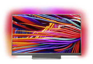 PHILIPS 65PUS8503, 164 cm (65 Zoll), UHD 4K, SMART TV, LED TV, 2900 PPI, Ambilight 3-seitig, DVB-T2 HD, DVB-C, DVB-S, DVB-S2