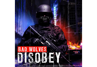 Bad Wolves - Disobey - (CD)