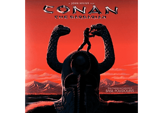 Basil & Ost Poledouris - Conan the Barbarian - (Vinyl)