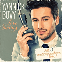 Yannick Bovy - Love Swings [CD]