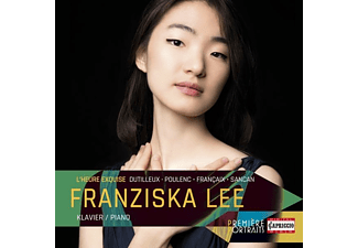 Franziska Lee - L'Heure Exquise - (CD)