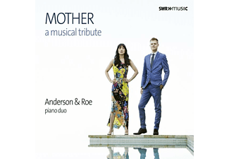 Anderson & Roe - Mother-A Musical Tribute - (CD)