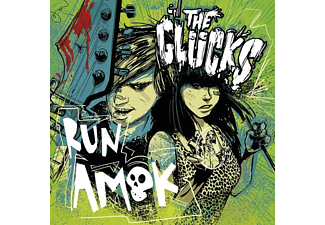 The Glucks - Run Amok - (CD)