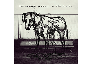 The Wonder Years - Sister Cities - (CD)