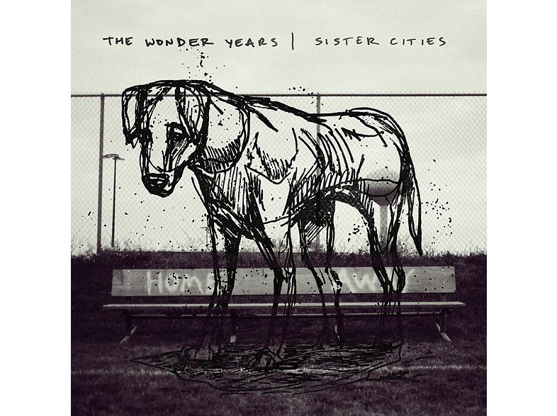 The Wonder Years - Sister Cities (Standard Vinyl) [Vinyl]