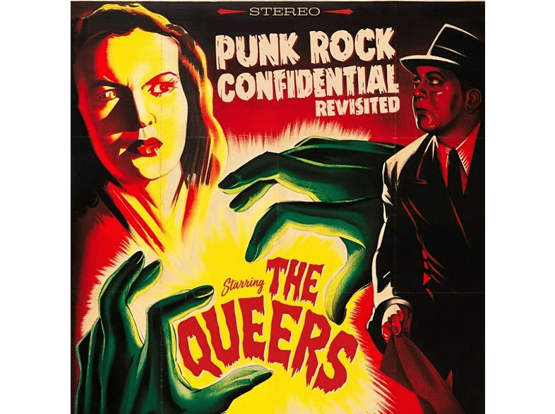The Queers - Punk Rock Confidential Revisited [CD]