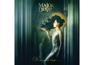 Major Denial - III Works - (CD)