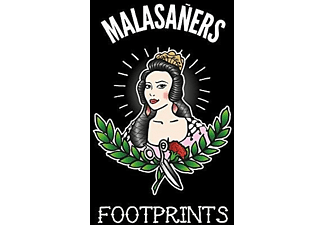 Malasaners - Footprints - (CD)