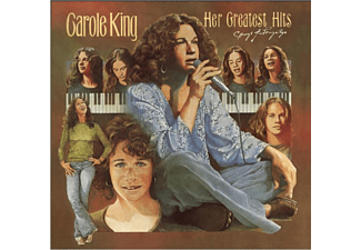 Carole King - Her Greatest Hits (Songs Of Long Ago) - (Vinyl)