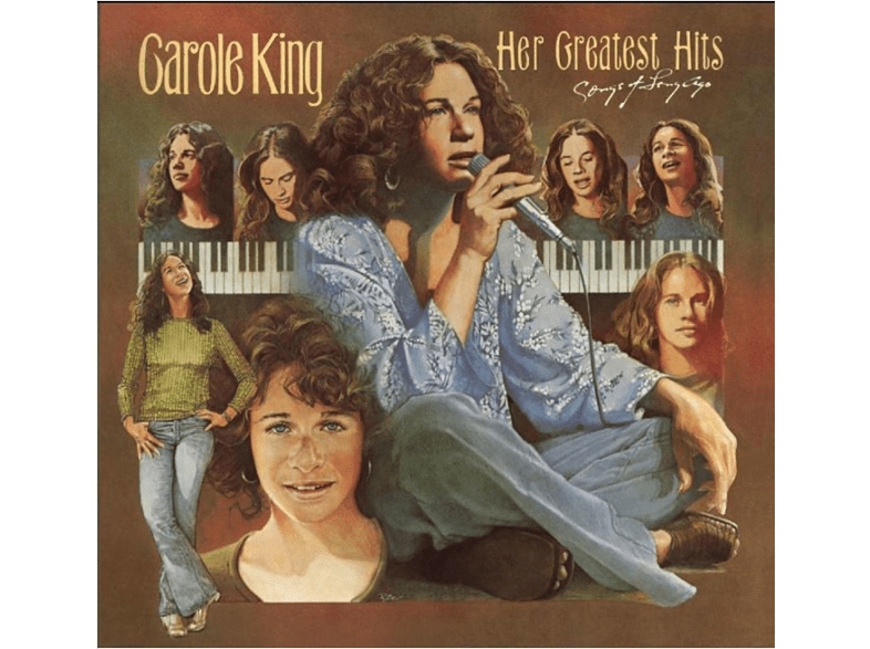 Carole King - Her Greatest Hits (Songs Of Long Ago) [Vinyl]