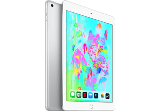 "APPLE iPad 9.7"" (2018) 4G 32GB (MR6P2KN/A) Surfplatta - Silver"