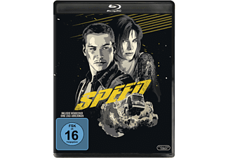 Speed (neues Artwork) - Exklusiv - (Blu-ray)