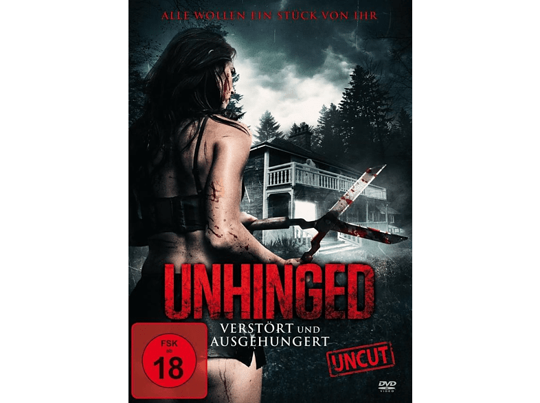 Unhinged [DVD]