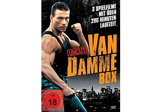 Van Damme Box - (DVD)