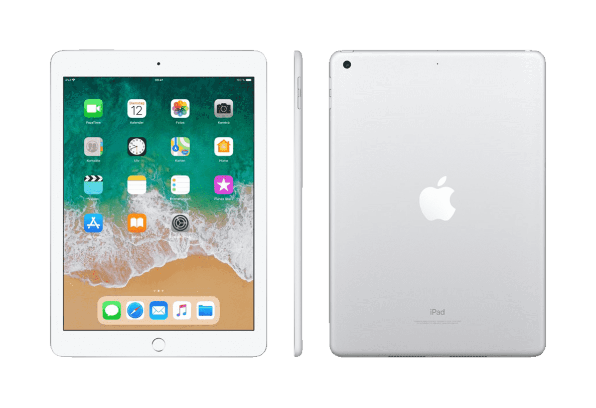APPLE iPad (2018) Tablet, 32 GB in Silver
