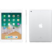 APPLE iPad (2018), Tablet , 32 GB, 9.7 Zoll, Silver