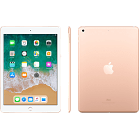 APPLE iPad (2018), Tablet , 32 GB, 9.7 Zoll, Gold