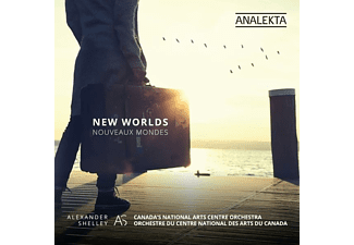 Orchestre Du Centre National Des Arts Du Canada - New Worlds - (CD)