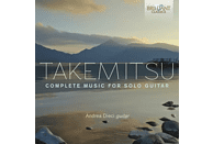 Andrea Dieci - Complete Music For Solo Guitar [CD]