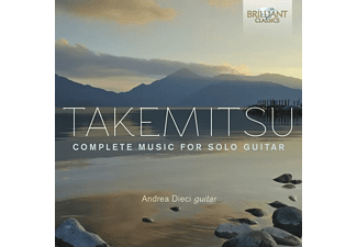 Andrea Dieci - Complete Music For Solo Guitar - (CD)