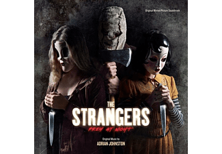 OST/Wilde,Kim/Johnston,Adrian - The Strangers 2: Prey at Night (O.S.T.) - (CD)