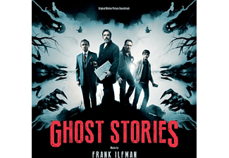 Frank Ost/ilfman - Ghost Stories (O.S.T.) - (CD)