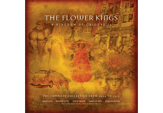 The Flower Kings - A Kingdom Of Colours II (2004-2013) - (CD)