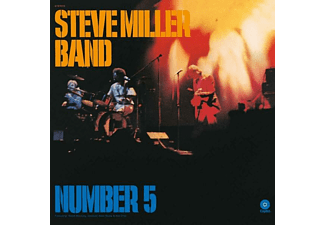 Steve Miller Band - Number 5 (LP) - (Vinyl)