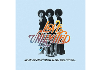 Love Unlimited - The Uni,Mca & 20th Century Records Singles (2LP) - (Vinyl)