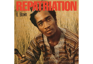 U Brown - Repatriation+Dickie Rankin - (CD)
