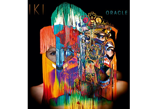 Iki - Oracles LP-Gatefold Cover - (Vinyl)