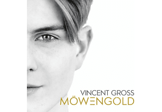 Vincent Gross - Möwengold - (CD)