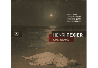 Henry Texier - Sand Woman - (CD)