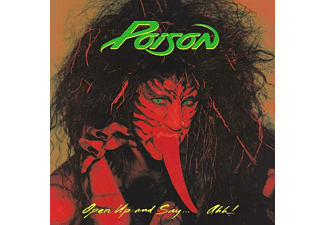 Poison - Open Up And Say...Ahh! (Ltd.Red Vinyl Edt.) - (Vinyl)