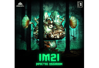 Infected Mushroom - IM21 - (CD)