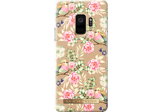 IDEAL OF SWEDEN Fashion Galaxy S9 Handyhülle, Champagne Birds