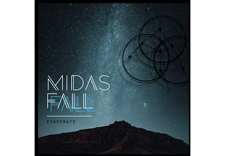 Midas Fall - Evaporate - (CD)