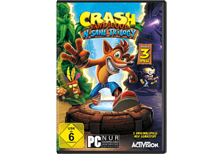 Crash Bandicoot - PC