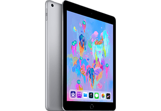 APPLE iPad 2018 128GB WiFi + 4G  Spacegrijs