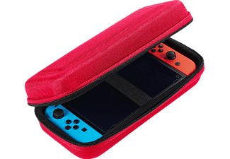 BIGBEN HARTSCHALENTASCHE Switch™, Nintendo Switch Tasche, Rot