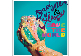 Daphne & Celeste - Daphne & Celeste Save The World - (Vinyl)