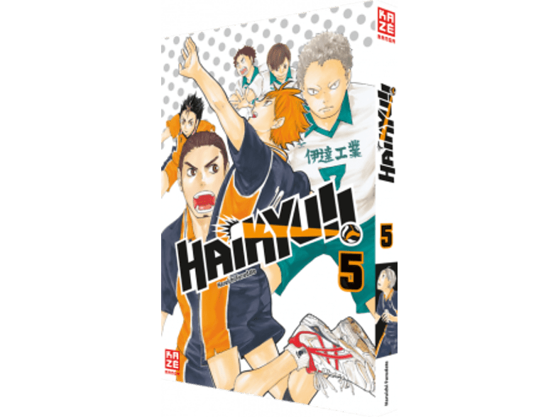 Haikyu!! – Band 5