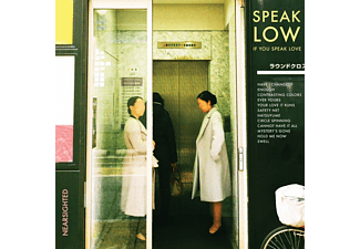 Speak Low If You Speak Low - Nearsighted (Ltd.Coloured Baby Pink Vinyl) - (Vinyl)