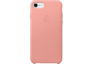 APPLE Leather Case Handyhülle, Soft Pink, passend für Apple iPhone 7, iPhone 8