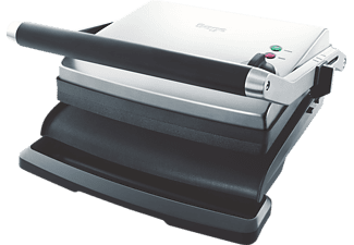 SAGE SGR250BSS4EEU1 The Adjusta Grill & Press, Kontaktgrill, 2200 Watt