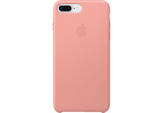APPLE Leather Case Handyhülle, Soft Pink, passend für Apple iPhone 7 Plus, iPhone 8 Plus