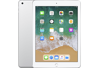 "APPLE iPad 9.7"" Wi-Fi 32 GB 6th Gen. Silber (MR7G2FD/A)"